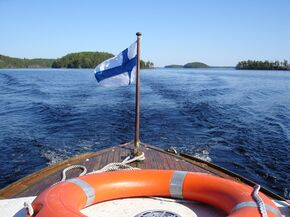 Lake Saimaa: Kolovesi national park