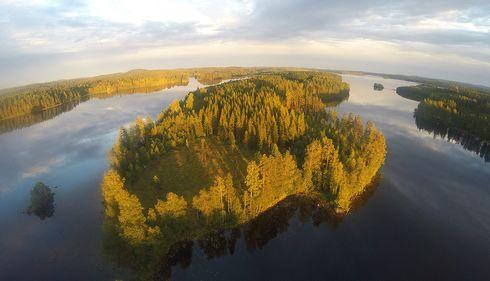 Our island: Vuokalansaari